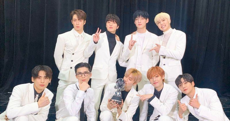 SF9 加入夏日歌坛大战 预定 7 月回归!