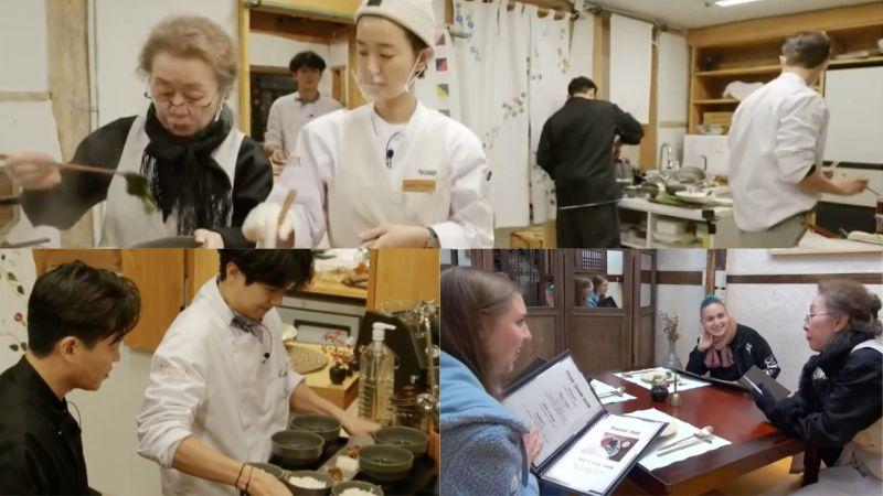《尹STAY》收視破10%!晚餐時間成員們忙翻,聽到隔天有客人取消預約「社長」尹汝貞:我們很開心!