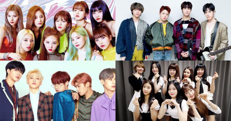 从 TWICE 到 AB6IX 《SBS 人气歌谣 Super Concert in 仁川》首波阵容公开!