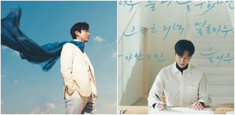 [有片]海外也流行韩文化!李敏镐带大家体会韩文字之美