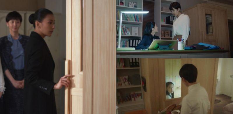 《Sky Castle》之后超火爆的读书室,看来这个家具可能只有韩国才有!