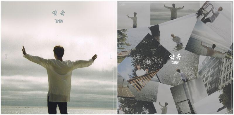 來自BTS防彈少年團最暖心跨年禮物!來跟Jimin打勾勾「約定」吧!