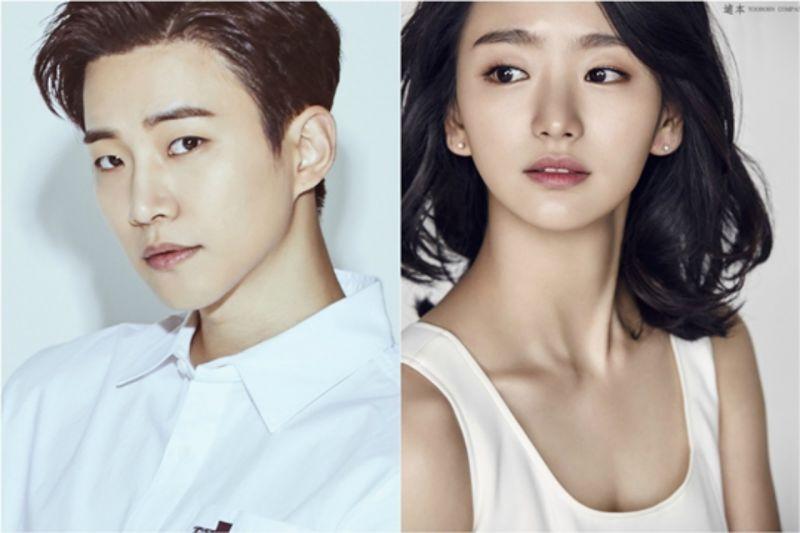 JTBC時隔三年再推月火劇《只是相愛的關係》 2PM俊昊&元珍雅搭擋出演