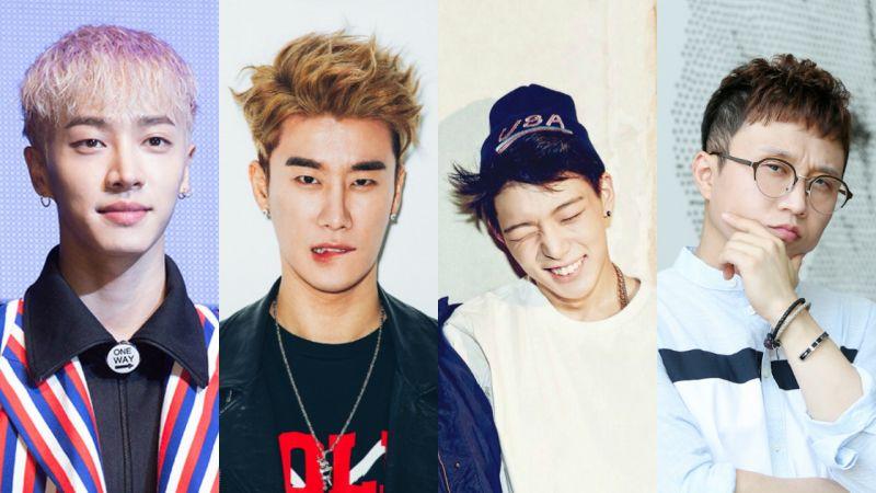 意想不到的组合!起光+San E+Bobby+朴圣光 下周齐登《Radio Star》