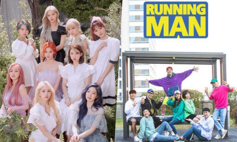 TWICE出演《Running Man》!已经录制完毕,6月播出