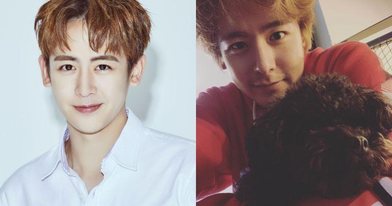 2PM 出道十年后的第一次 Nichkhun 将发行韩语个人专辑!
