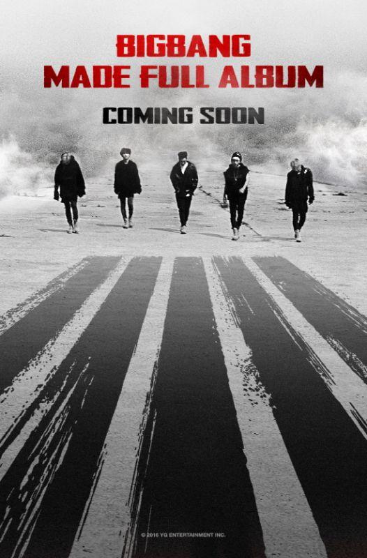Bigbang拿下日本Record大賞特別獎 正規三輯即將來襲