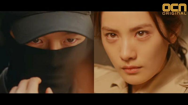 《Kill It》张基龙、NaNa正面对决,「动作戏」简直爽度满分啊~!