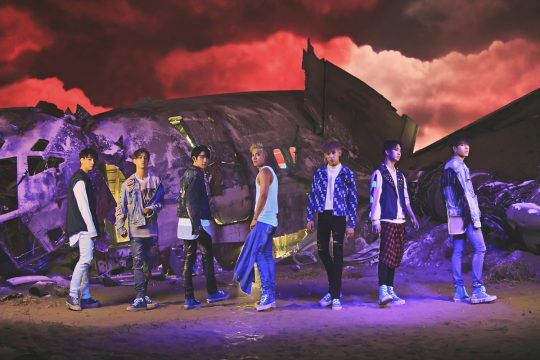 Got7《Just Right》MV點擊破億 13日將發行新曲回歸