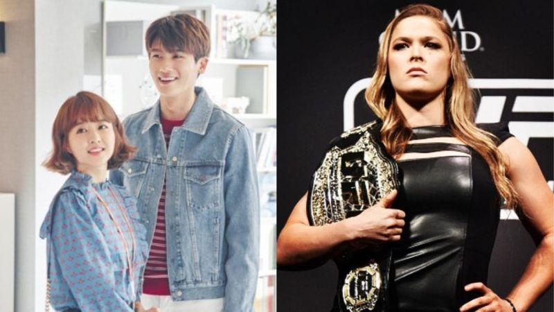 美国将翻拍《大力女子都奉顺》饰演都奉顺的曾是「UFC女子冠军」网友:「真的是大力女子呢!」