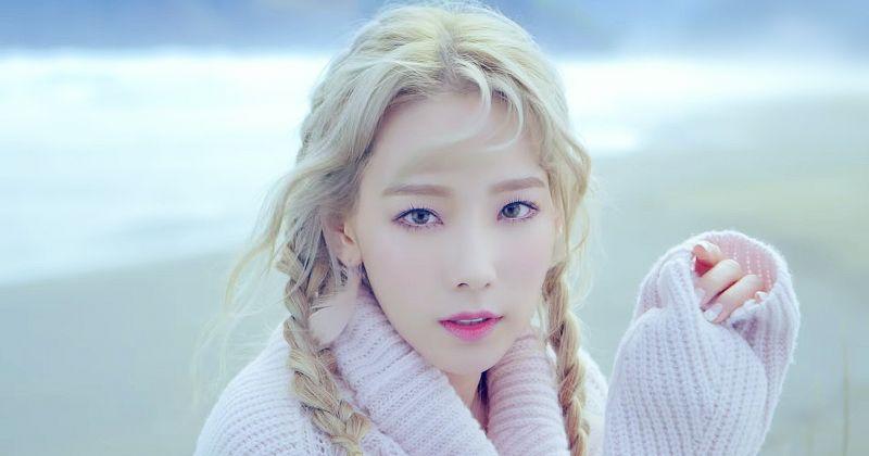 太妍旧歌人气依然火热 〈I〉MV 观看次数破两亿!