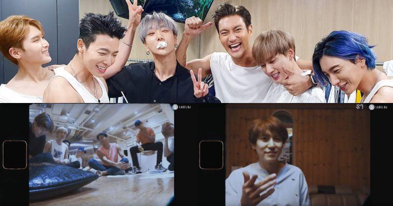 Super Junior 送上新专辑收录曲 〈Somebody New〉特别影片公开!