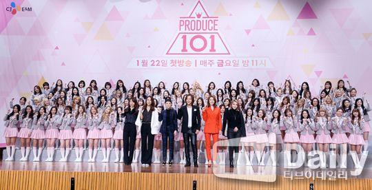 《Produce101》決選演唱B1A4振永創作曲