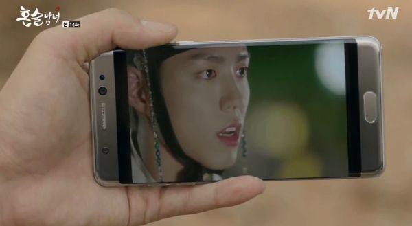 tvN《獨酒男女》驚現KBS《雲畫的月光》朴寶劍