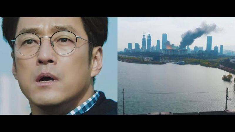 七月tvN新剧《60天,指定幸存者》首波预告公开:这根本是电影预告啊! - KSD 韩星网 -117078-738964