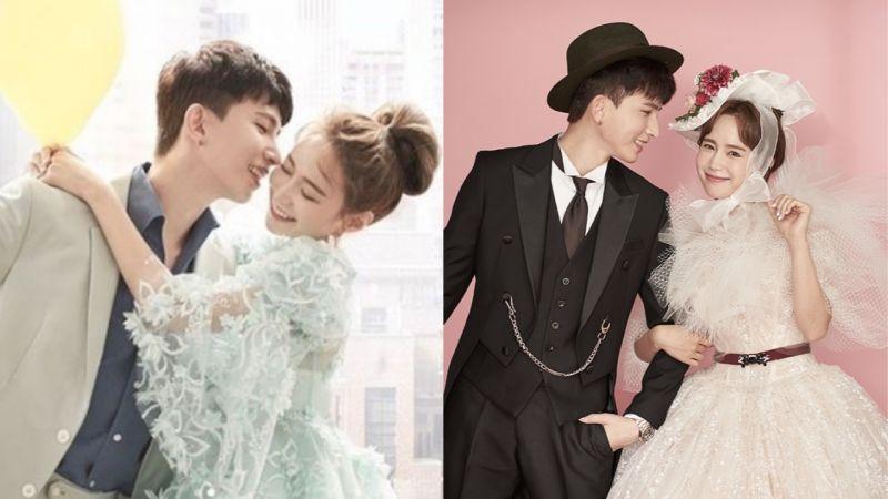 U-KISS出身的李基燮入伍中发表婚讯:「我必须要负起责任让她幸福!」并公开与妻子的婚纱照♥