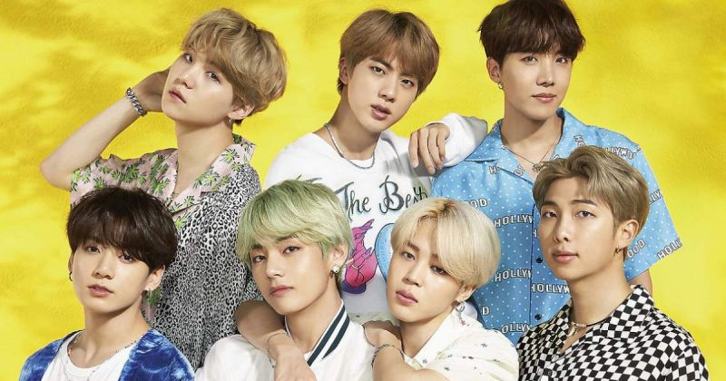 BTS防彈少年團在日創紀錄 單曲銷量破百萬!