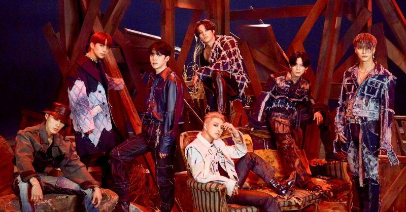ATEEZ 新专辑获 36 国 iTunes 冠军 今晚首度公开表演最新主打歌!