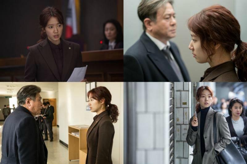 朴信惠、柳俊烈主演《沉默的目擊者》最新劇照曝光 11月攻占大螢幕