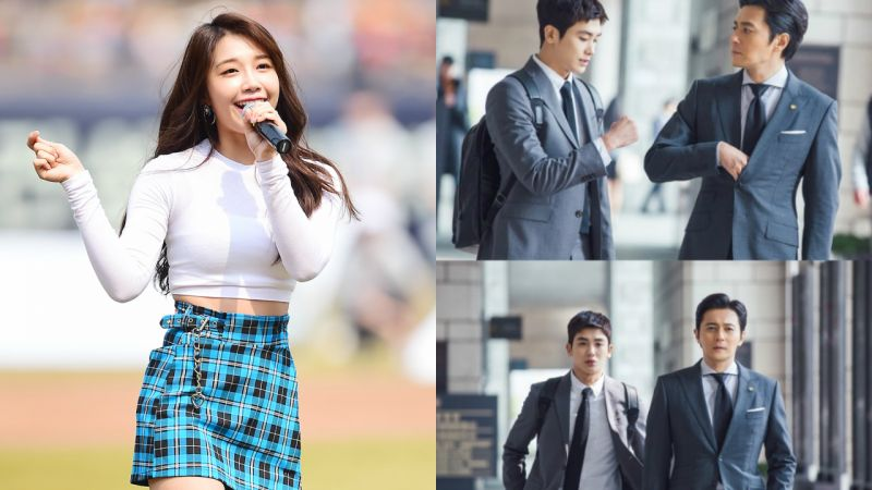 再度为朴炯植「献声」 郑恩地唱的《金装律师》第二波 OST 今晚公开!