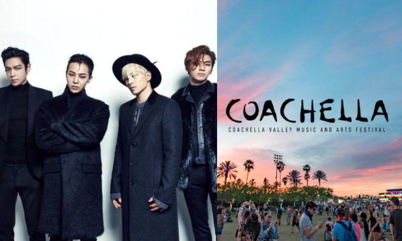 「BIGBANG回归舞台」美国Goachella音乐节因疫情延期至10月举办