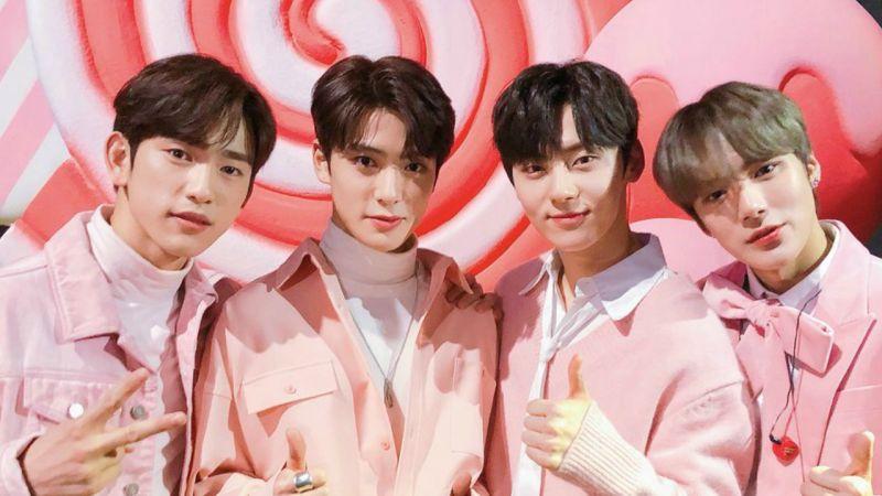 《2018 KBS歌謠大祝祭》特別舞台「Visual組」GOT7珍榮、Wanna One黃旼炫、MONSTA X玟赫、NCT 127在玹淨化眼球!