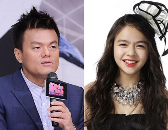 《K-POP STAR4》學員Lily M為何棄YG娛樂選擇JYP娛樂?