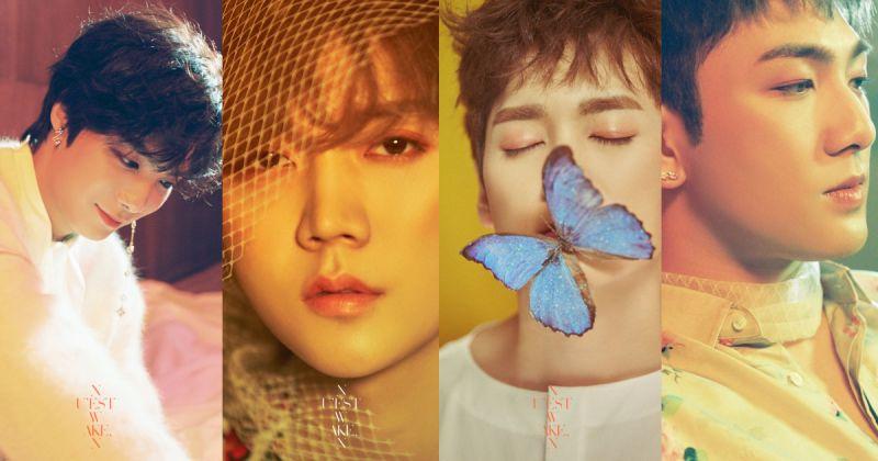 NU'EST W 回归在即 新专辑〈Wake, N〉个人概念照梦幻出炉!