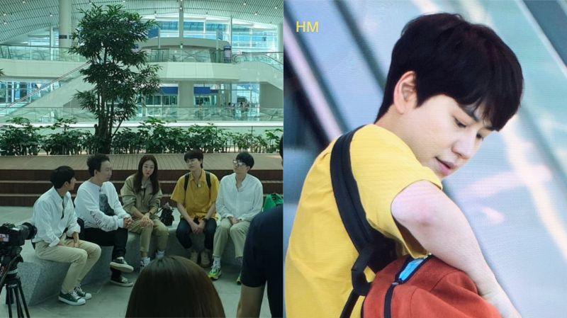 SJ圭賢退伍後首個海外行程獻給臺灣!與《窮遊豪華團2》節目組抵達高雄