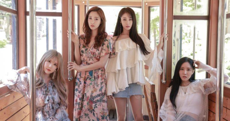T-ara 成员感情依旧 提前庆祝出道十周年!