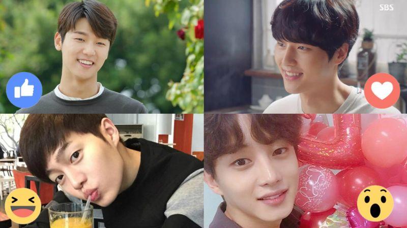 【韓劇】近期on檔的90年後「鮮肉演員」們 誰的笑容最讓你心動~!?