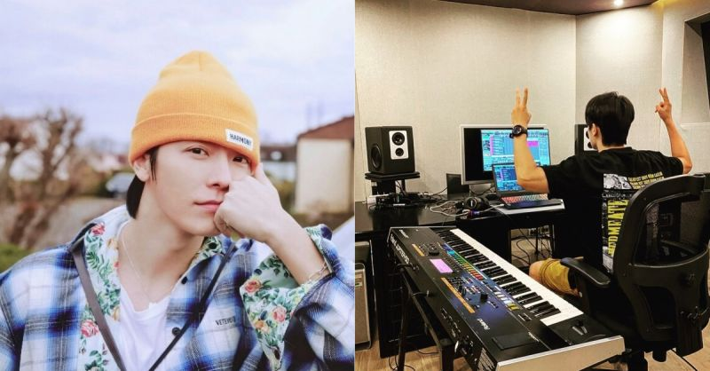 原來這首歌也是他寫的!創作才子Super Junior東海經典自創曲的TOP10~