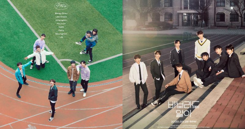 Stray Kids 化身純情校草 新單曲〈Mixtape: 連傻瓜都知道〉下週發行!