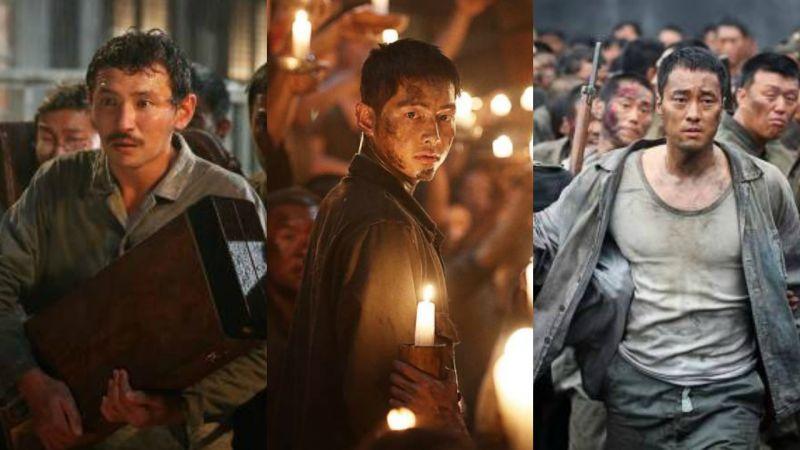 【观后感】《军舰岛》记述韩国的惨痛历史 三大型男各自发挥不同魅力!