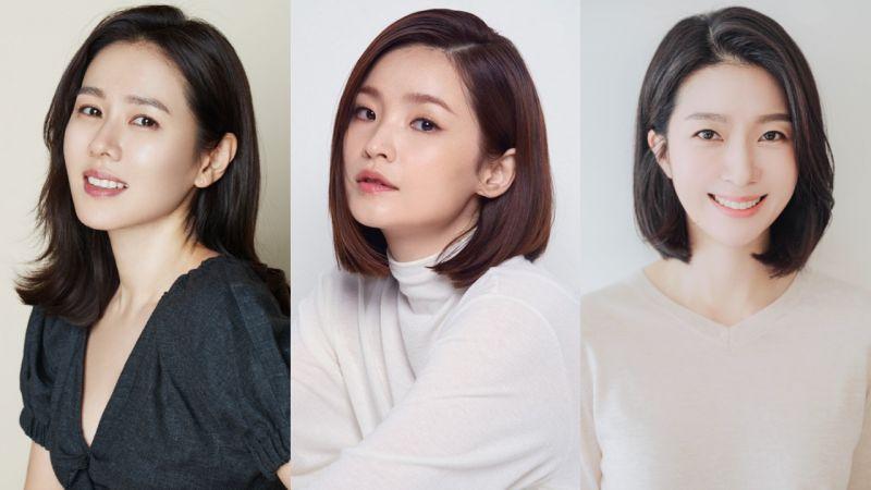 确定了!孙艺珍&田美都&金智贤合作出演新剧《三十九》,明年上半年开播