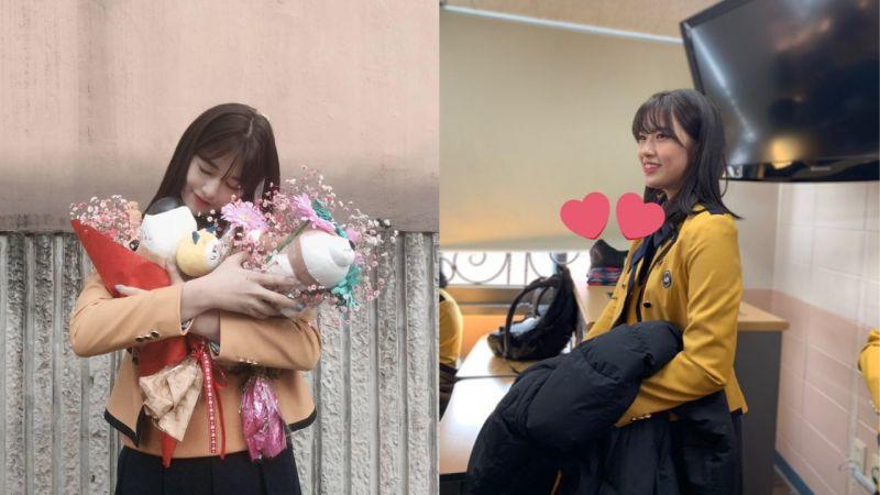 粉絲入學後,發現和本命愛豆成為了同班同學!讓網友們表示:「真的很羨慕!」