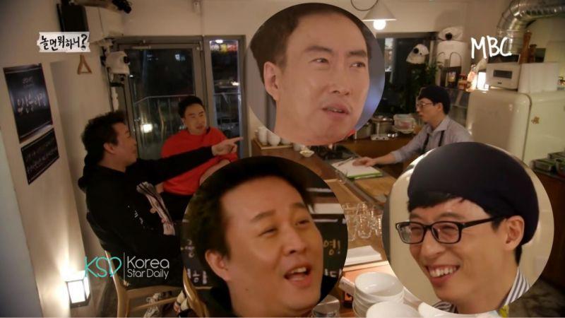 《玩什么好呢?》刘在锡、朴明洙、郑埻夏「无限挑战」三位大哥再度相聚忆当年!