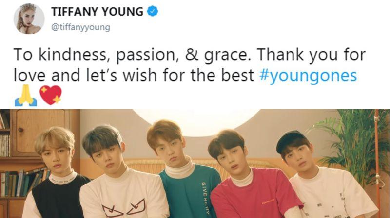新人男團TXT公開官方粉絲名,和少時Tiffany的「YoungOne」撞名引爭議