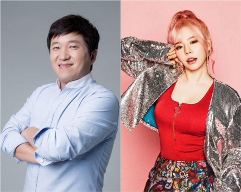 郑亨敦X少女时代Sunny联手主持中秋特别节目《键盘之上的鬣狗》