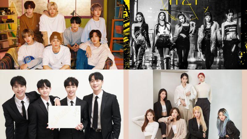 5月回歸陣容太強:ITZY & NCT DREAM & HIGHLIGHT等,連EXO和BTS也有望加入!