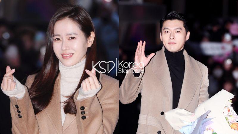 《爱的迫降》大结局收视率秒杀《鬼怪》创tvN新高!欢乐杀青宴炫彬&孙艺真穿情侣装,真的太配了