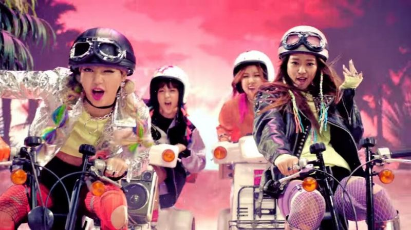偶像團出道MV流覽量TOP 10 一公開就人氣爆棚VS後來居上,全都超好聽!