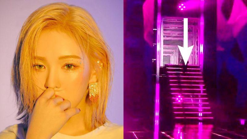 D社爆出Red Velvet Wendy從2.5m墜落受傷的詳情:連標記貼紙也沒有!