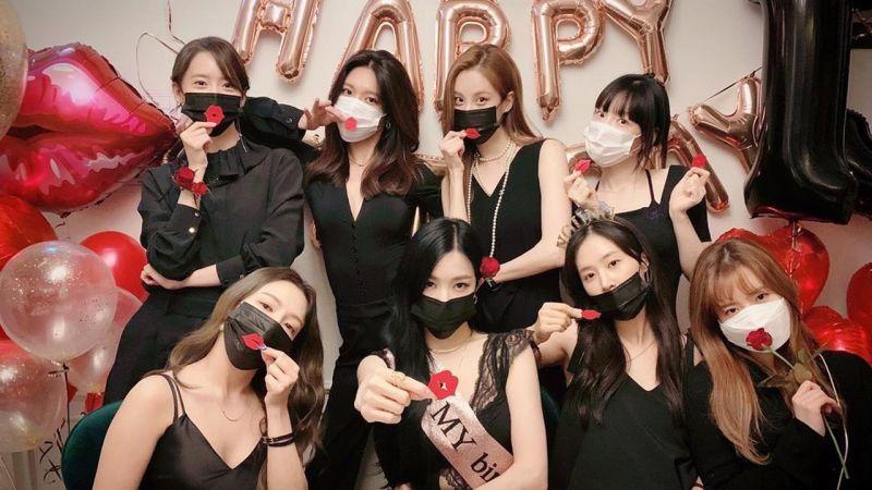 对韩媒报导「少女时代」完整体回归的消息,SM娱乐回应:没有任何安排
