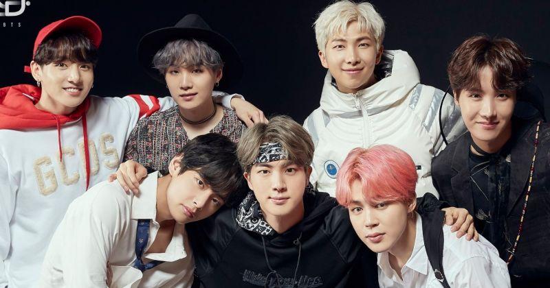 BTS防彈少年團橫掃美洲 票房成績在告示牌奪冠!