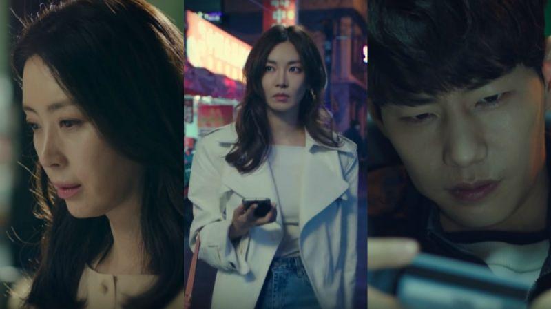 宋玧妸、金素妍新劇《Secret Mother》預告再公開!「需要互相了解的兩位女人…」