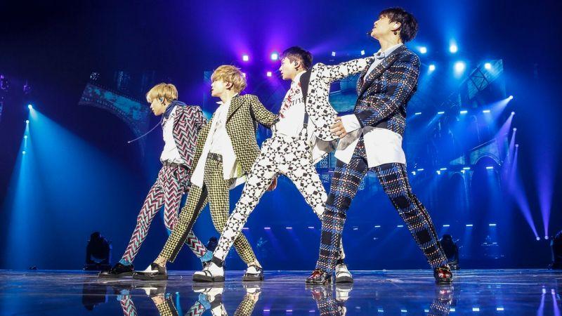 SHINee 首波主打歌名出爐!十週年見面會上搶先表演〈Good Evening〉