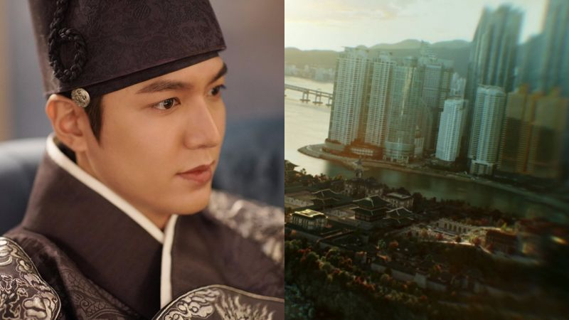 金恩淑编剧为什么将《The King:永远的君主》皇宫设在釜山?