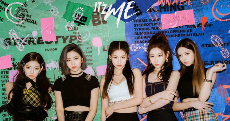 ITZY〈WANNABE〉人气高 连两周获 K-Pop Radar MV 榜冠军!