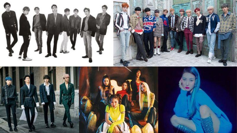 《SBS歌謠大戰》第二輪豪華陣容公開!宣美、EXO、Wanna One、WINNER、Red Velvet等出席!